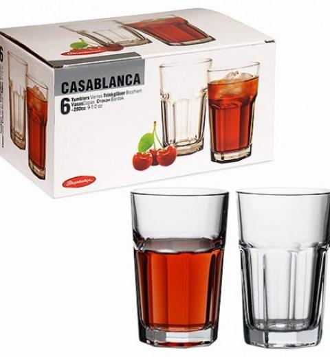 "Casablanca (Касабланка) Pasabahce - завод ""Бор"""